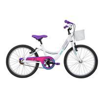 Bicicleta Infanto Juvenil Caloi Ceci Aro 20 - Quadro Aço -