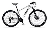 Bicicleta Ksw Aro 29 Alumínio 21 Marchas Freios À Disco -