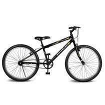 Bicicleta Kyklos Aro 24 Move Sem Marchas Preto -