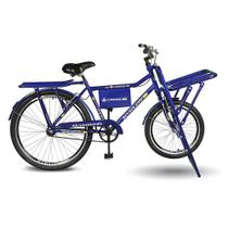 Bicicleta Kyklos Aro 26 Cargo 4.5 Freio Manual A-36 Azul -
