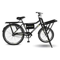 Bicicleta Kyklos Aro 26 Cargo 4.5 Freio Manual A-36 Preto -