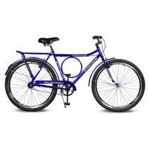 Bicicleta Kyklos Aro 26 Circular 5.8 Freio Manual A-36 Azul -