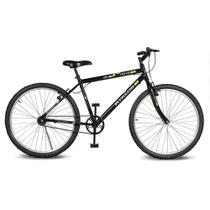 Bicicleta Kyklos Aro 26 Move Sem Marchas Preto -
