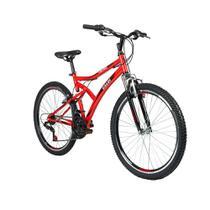 Bicicleta Lazer Caloi Alpes Aro 26 - Susp Dianteira - 21 -