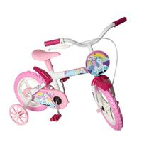 Bicicleta Magic Rainbow Aro 12 - Styll Kids