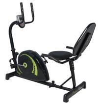 Bicicleta Magnética Ergométrica Horizontal Dream Concept H - Dream Fitness