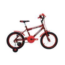 Bicicleta Masculina Aro 16 Racer Kids - 310016 - Cairu