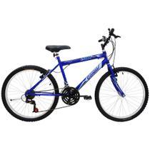 Bicicleta Masculina Aro 24 21 Marchas Flash - 310906 - Cairu