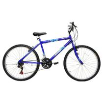 Bicicleta Masculina Aro 26 21 Marchas Flash Pop Bike - 310918 - Cairu