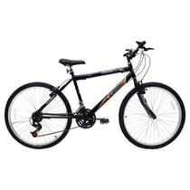 Bicicleta Masculina Aro 26 21 Marchas Flash Pop Bike - 310918 - Cairu