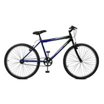 Bicicleta Master Bike Aro 26 Ciclone Freio V-Brake Azul/Preto -
