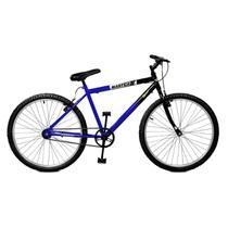 Bicicleta Master Bike Aro 26 Pop Freio V-Brake Azul/Preto -