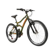 Bicicleta Max Front Aro 24 Verde 1 UN Caloi -