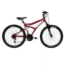 Bicicleta maximus aro 26 18v c/ suspensão dimanteira athor  cd -