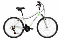 Bicicleta Mobilidade Caloi Active Aro 26 - 17'' - 21 Velocidades - Branco -