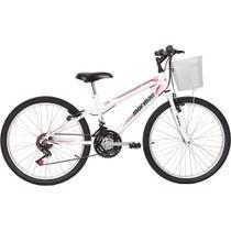 Bicicleta Mormaii Fantasy 21 Marchas Juvenil - Aro 24 - Mormaii Bic