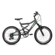 Bicicleta mormaii full big rider aro 20 infantil -
