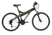 Bicicleta Mountain Bike Caloi T-Type Aro 26 + Capacete -