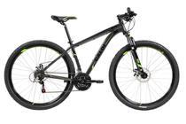 Bicicleta MTB Caloi 29 Aro 29 21 Velocidades Cinza -