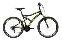 Bicicleta MTB Caloi Andes Aro 26 Susp Dianteira 21 Marchas -