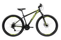 Bicicleta MTB Caloi Velox Aro 29 Susp Dianteira 21 Marchas -