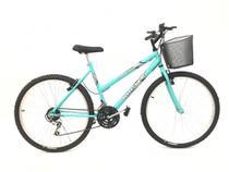 Bicicleta Mtb Feminina Aro 26 18 Velocidades Freios V-brake - Avance