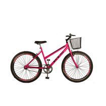 Bicicleta Mtb Kls Free Gold Aro 26 Freio V-Brake Feminina -