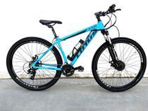 Bicicleta MTB LOTUS Eletrica - Fat Bike Brasil