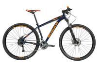 "Bicicleta MTB Schwinn Kalahari Aro 29 Tam 17"" - Azul - Caloi"
