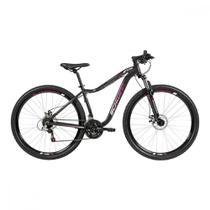 Bicicleta MTB Schwinn Nevada Aro 29 - ShimanoSupensão Dianteira 21 Velocidades - Preto -