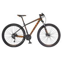 Bicicleta MTB Scott Aspect 950 2018 Preto/Laranja -