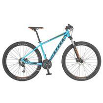 Bicicleta mtb Scott Aspect 950 Azul Claro/ Vermelho  2019 -