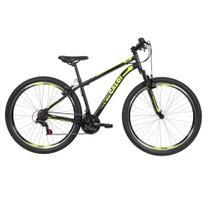Bicicleta MTB Velox Aro 29 Parede Dupla Preto - Caloi