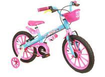 Bicicleta NATHOR  aro 16 - Candy -