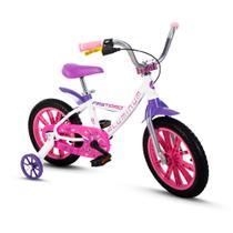 Bicicleta Nathor First Pro Aro 14 Alumínio Infantil -