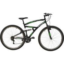 Bicicleta Polimet Eagle Full Suspension Aro 29 V-brake 21v - Poli Sports