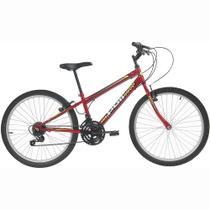 Bicicleta Polimet Mtb Aro 24 V-brake 18v - Poli Sports