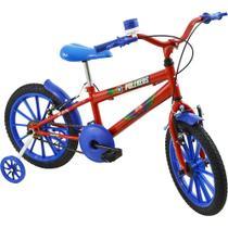 Bicicleta Polimet PoliKids Aro 16 Infantil - Poli sports