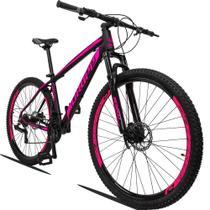 Bicicleta Quadro 17 Aro 29 Alumínio 21 Marchas Freio a Disco Z3 - Dropp -