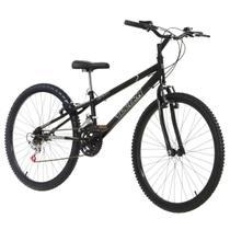 Bicicleta Rebaixada Preto Aro 26 18 Marchas Pro Tork Ultra - Ultra Bikes