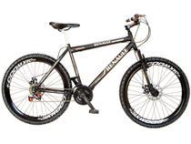 Bicicleta Renault 551 Aro 26 21 Marchas Suspensão  - Dianteira Quadro de Aço Carbono Freio à Disco