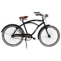 Bicicleta retrô aro 26 c/ 72 furos athor - cd -