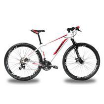 Bicicleta RINO ATACAMA 29 Freio a Disco - Cambios Shimano 24v com Trava - Rino-correta