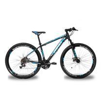Bicicleta RINO ATACAMA 29 Freio Hidraulico - Shimano Altus com trava 24v - Rino-correta