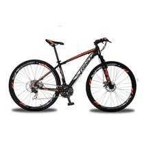 Bicicleta RINO EVEREST 29 Freio a Disco - Cambios Shimano 2.0 - 21v - Rino-correta