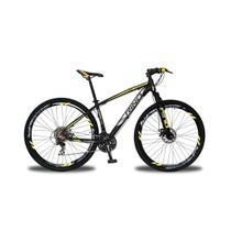 Bicicleta RINO EVEREST 29 Freio a Disco - Cambios Shimano 24v - Rino-correta