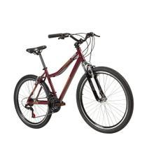 Bicicleta Rouge Aro 26 Vinho 1 UN Caloi -