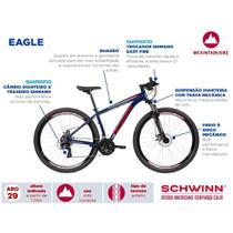 Bicicleta Schwinn Eagle Aro 29 21V Azul -