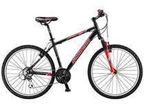Bicicleta Schwinn Frontier Comp Aro 26 24 Marchas - Quadro Pequeno em Alumínio Suspensão Suntour