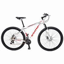 Bicicleta Snow MTB Alumínio Aro 29 Kit Shimano 21 Marchas Freios a Disco - 429.05D -